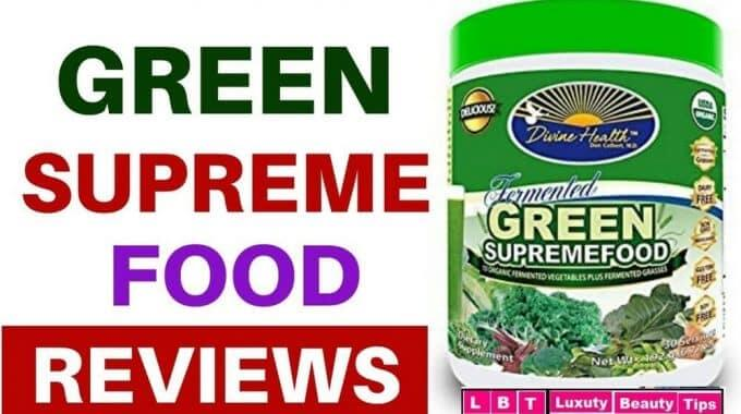 Living-Green-Supreme-Food-Review